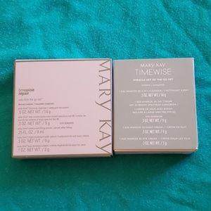 Mary Kay 2 boxes of 2 Timewise sets